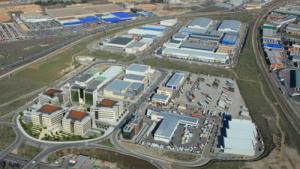 CENTRO INTEGRAL DE TRANSPORTE INTERNACIONAL DE COSLADA
