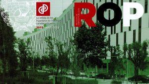 ROP – Artículo sobre técnicas de Drenaje Urbano Sostenible – La Atalayuela